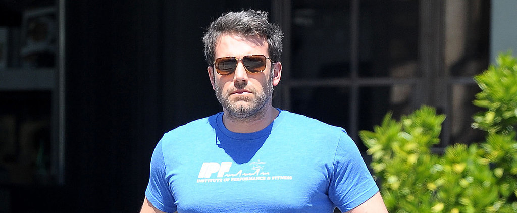 It's Not the Batmobile, but Ben Affleck's Car Is Still Pretty Cool