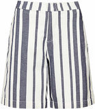 Topshop Striped Culottes