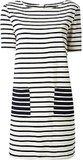 Petite Bateau Striped Dress