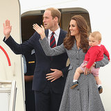 Prince William and Kate Middleton Attend Events Separately