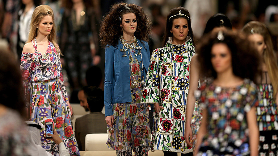 What Inspired Karl Lagerfeld's Chanel Cruise Collection? Find Out on POPSUGAR Live!