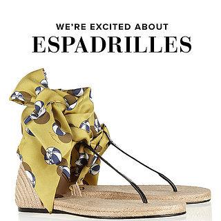 Exciting Espadrilles