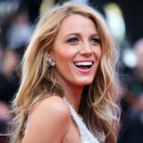 Blake Lively at 2014 Cannes Film Festival Mr Turner Premiere