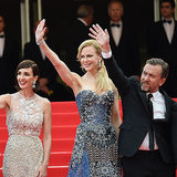 Nicole Kidman in Armani Prive at the Cannes Film Festival