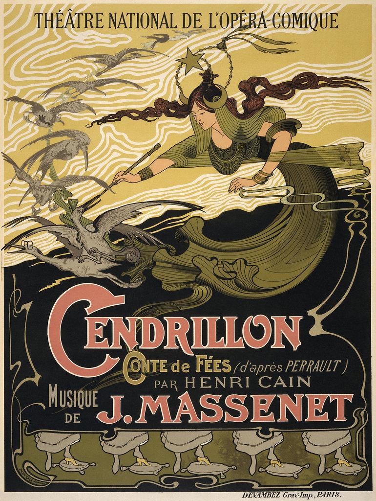 Cendrillon, 1895