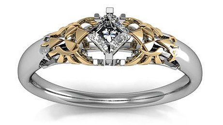 Zelda Wedding Bands Fit For a Princess of Hyrule