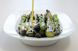 Grilled Wasabi Asparagus