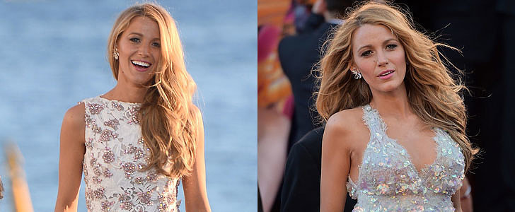 Blake Lively Is Shimmering Her Way Through France