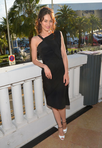 Olga Kurylenko at the Water Diviner Presentation