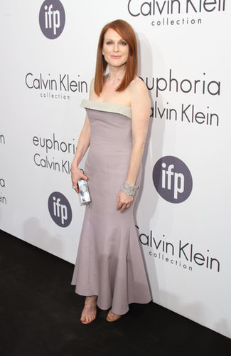 Julianne Moore at the Calvin Klein Women in Film Party