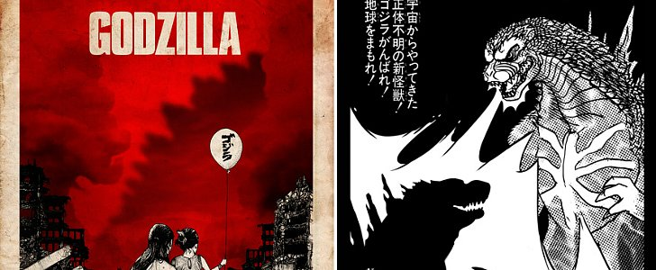 9 Fierce Godzilla Posters That Inspire Fear and Greatness