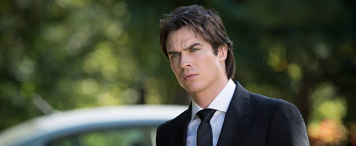 A Tribute to Damon Salvatore, the Original Bad Boy