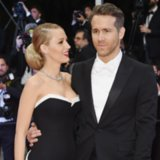 Blake Lively and Ryan Reynolds at Captives Premiere Cannes