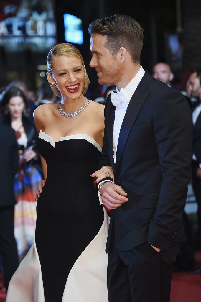 Blake and Ryan Are Absolutely Flawless in France