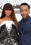 John Legend Is Definitely Digging Chrissy Teigen's New Look