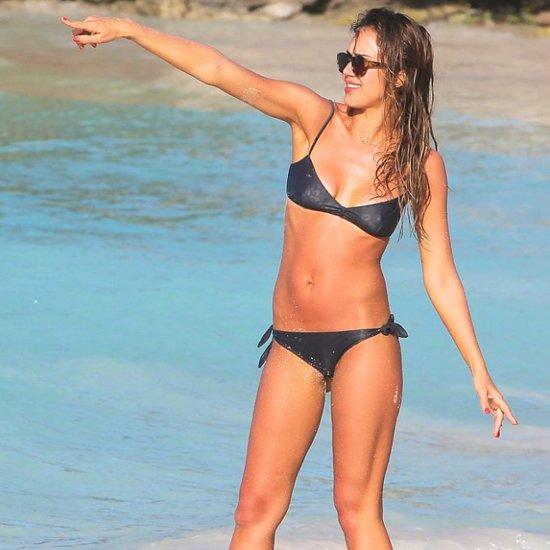 Jessica Alba Diet & Jessica Alba  Exercise
