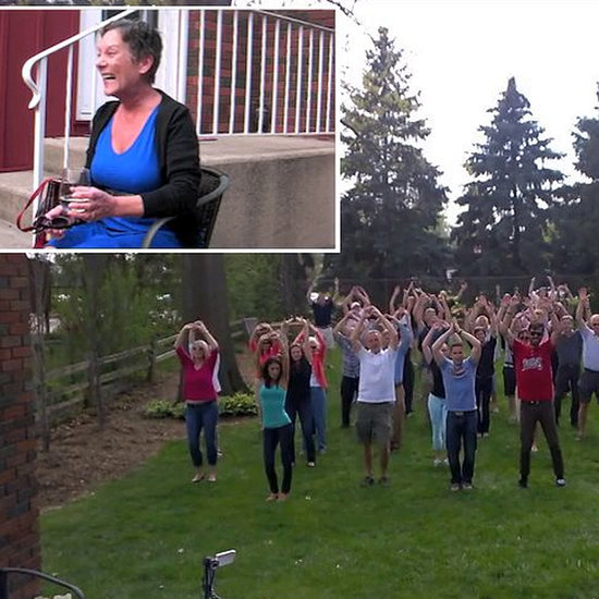 A Woman Surprised Her Terminally Ill Mom With the Perfect Flash Mob