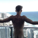 Cody Simpson Posts Butt Picture on Social Media
