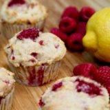 Lemon Raspberry Muffins Recipe