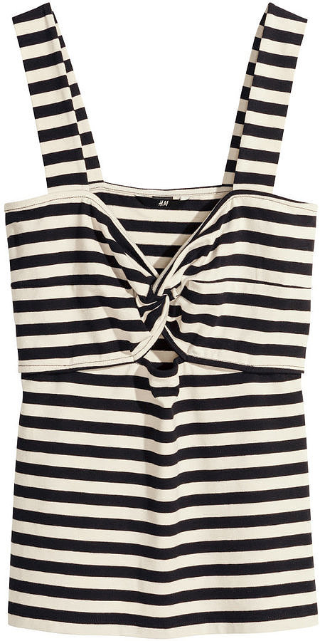 H&M Knotted Tank Top