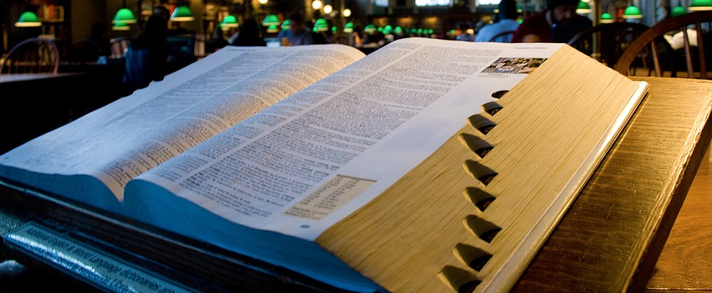 Webster's Dictionary Accepts a Slew of New Tech Words; Recognize Them?
