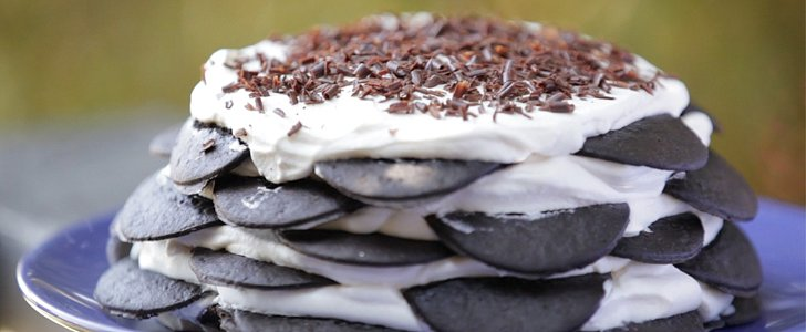 The World's Easiest (No-Bake!) Cake
