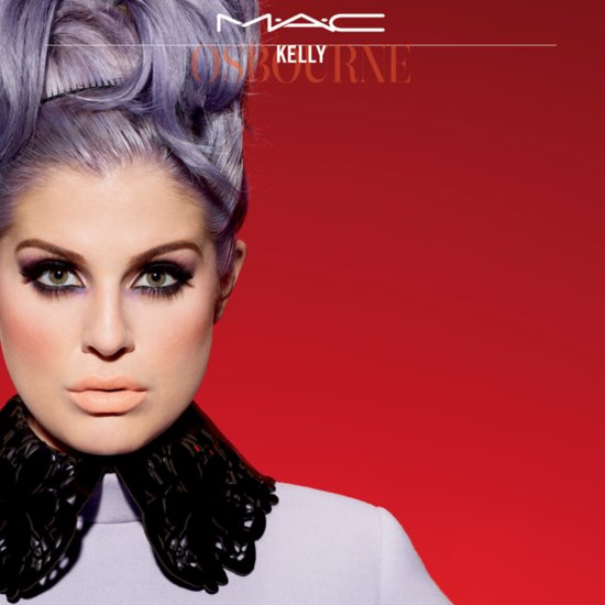 Sharon and Kelly Osbourne Mac Cosmetics Makeup Collaboration