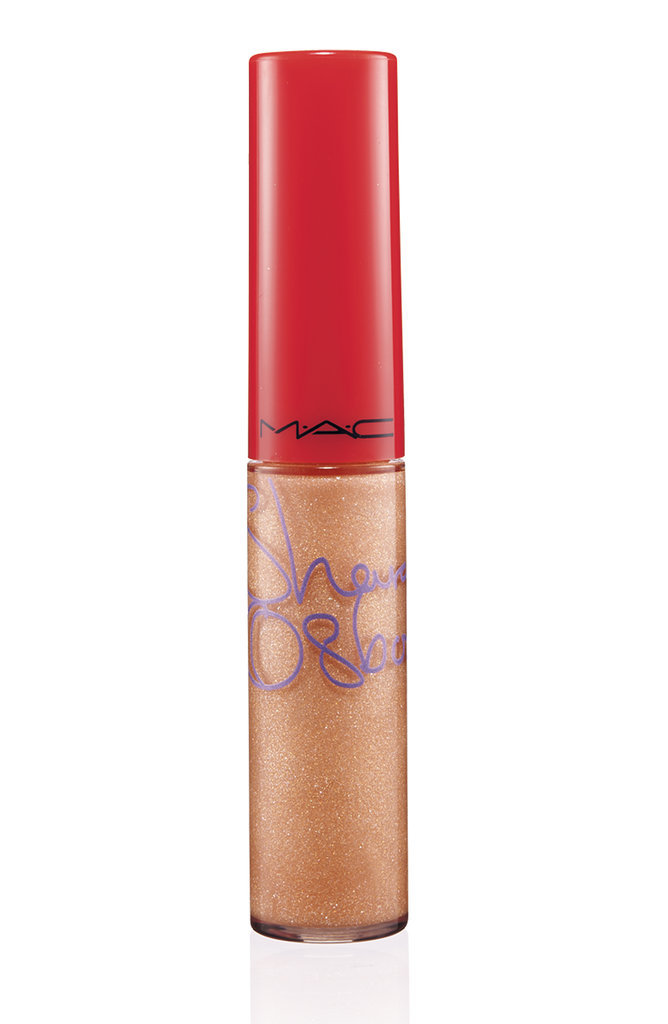 Sharon Osbourne Lipglass in Pussywillow ($17)