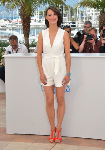 Bérénice Bejo at the Search Photocall