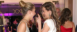 Amber Heard and Cara Delevingne Are Total Goofballs