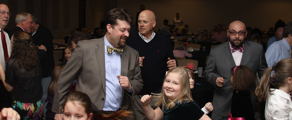 Is the Daddy/Daughter Dance the New Rite of Passage?