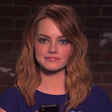 Emma Stone on Celebrities Read Mean Tweets | Video
