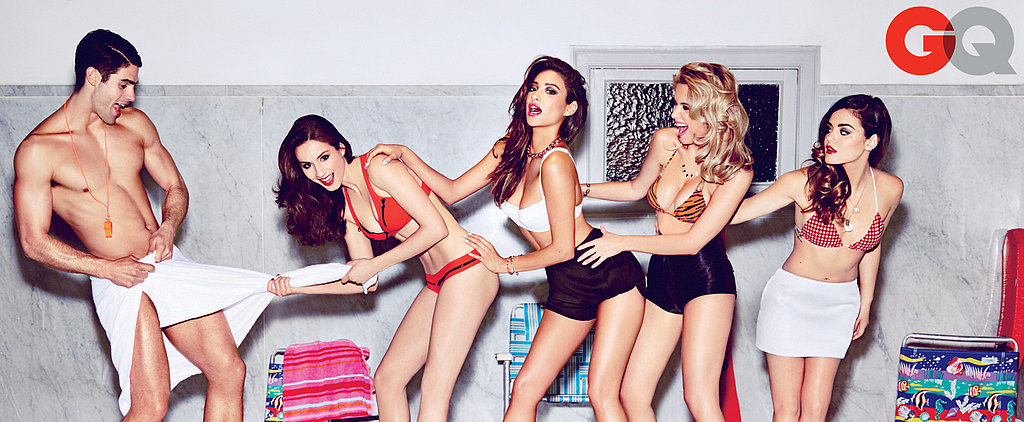 We've Never Seen the Pretty Little Liars Girls Like This