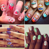 Best Summer 2014 Nail Art of Instagram