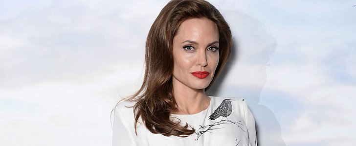 Angelina Jolie Has a Message For Moms