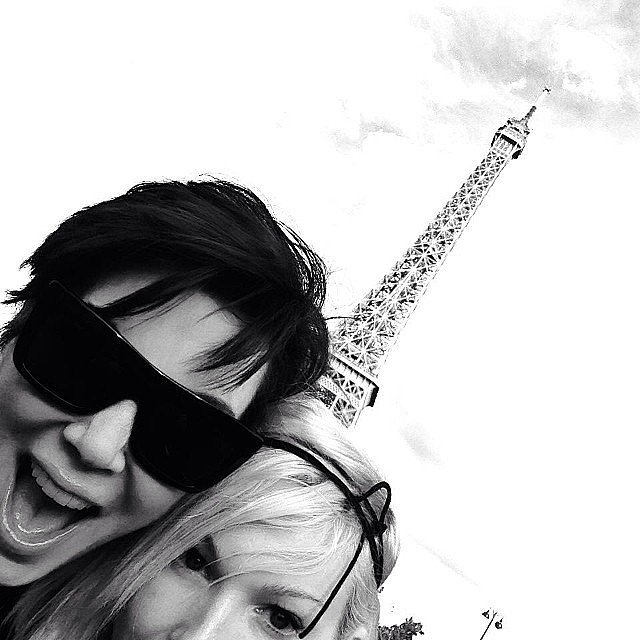 "You Can Almost Hear Kris Screaming ""Paris!"""