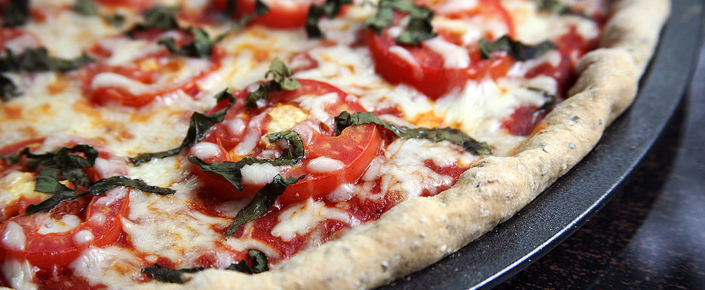 The Quick-to-Make Pizza Crust Your Diet Needs