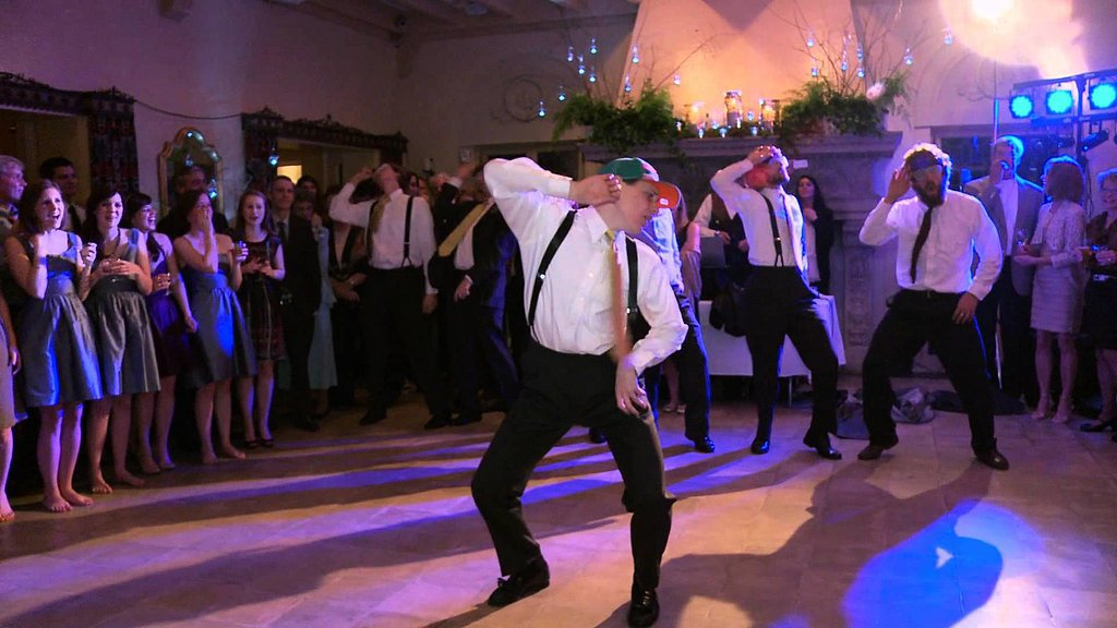The Groom's Justin Bieber Surprise