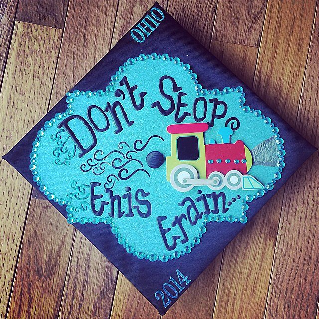 Don't ever stop! Source: Instagram user nicoleespears