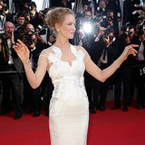 Uma Thurman Shut It Down at the Cannes Closing Ceremony