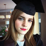 Emma Watson Graduating From Brown University