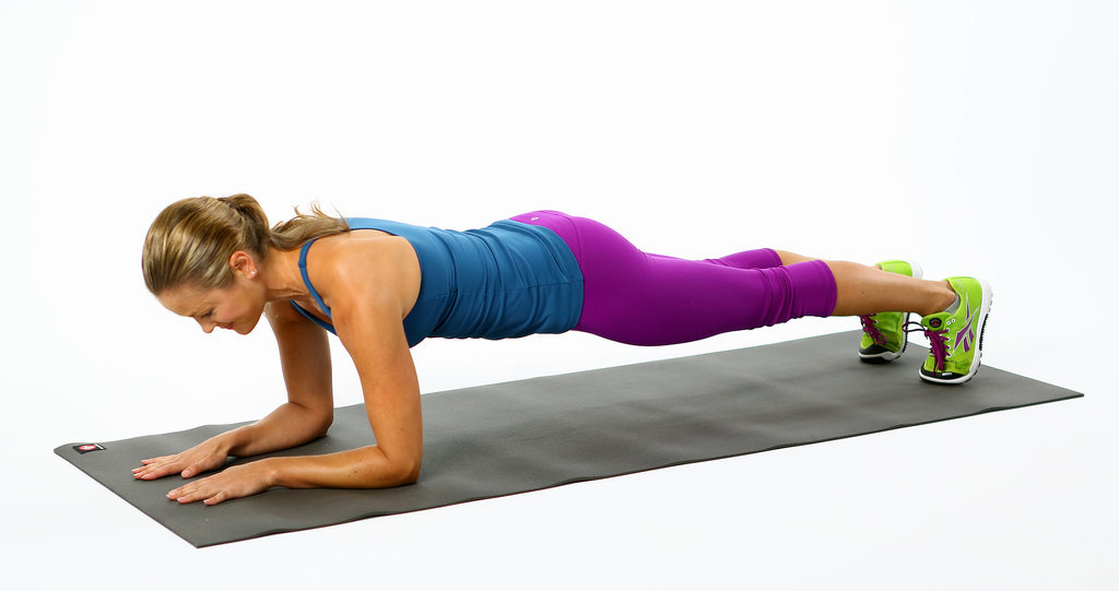 Plank It Up