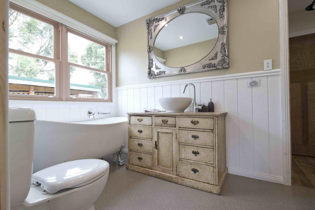 View topic wainscote or dado panels used on house rules for Bathroom zone 3