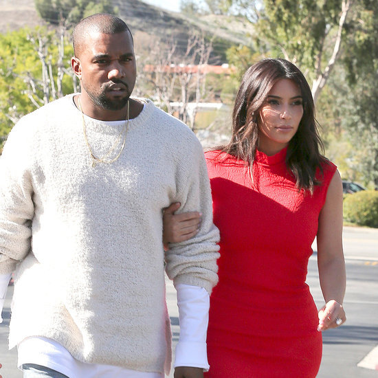 Kim Kardashian and Kanye West Honeymoon in Ireland