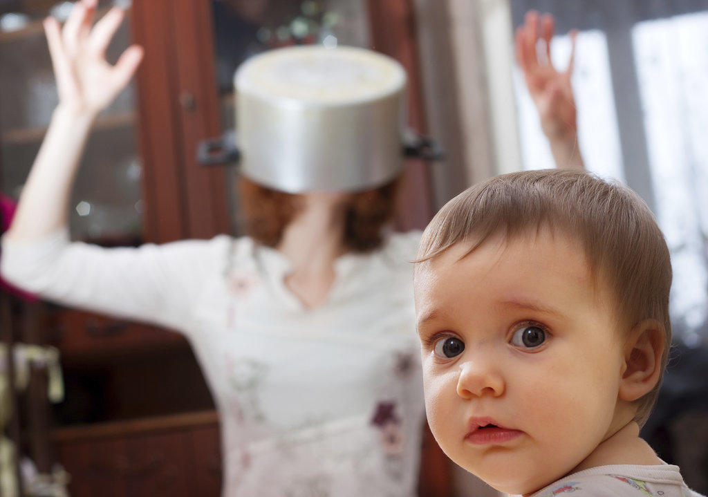 7 Surefire Ways to Drive a New Mom Insane