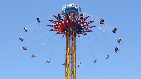 New England Sky Screamer (Six Flags New England, Agawam, MA)