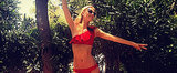 Poppy Delevingne Shares a Hot Honeymoon Snap