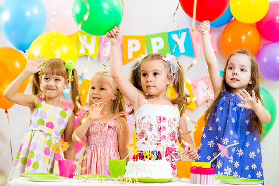 The Evolution of Kids' Birthday Parties