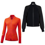 Winter Workout Jackets From Lorna Jane, Nike and Adidas