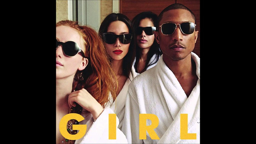 """Come Get It Bae"" by Pharrell Williams"